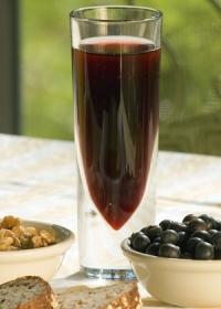 Виноградный сок: ароматный подарок