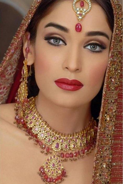 Как сделать индийский макияж - BM-motors.ru