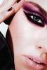 Экстравагантный макияж