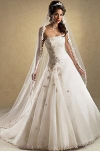 Стили свадебных платьев: основа женственного образа