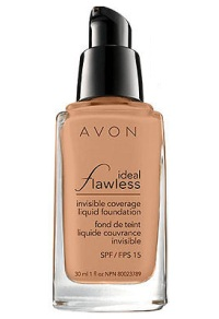 Ideal Flawless Invisible Coverage Liquid Foundation