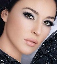 повседневный макияж карих глаз