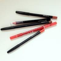 цвета карандашей для губ