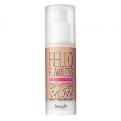 основа под макияж для жирной кожи Benefit Hello Flawless Oxygen Wow
