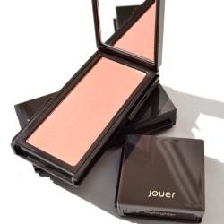 как правильно выбрать декоративную косметику по типу кожи Jouer Mineral Powder Blush