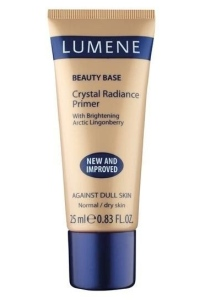 Lumene Beauty Face Primer Radiance Crystal