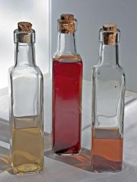 <b>Виды уксуса: яблочный</b>, винный и другие