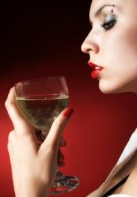 Вес бокала для вина