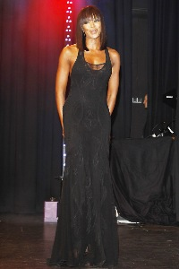 Коктейльные платья звезд 2012 - металлика и принты