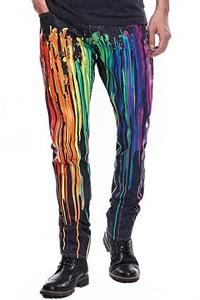 Мужские джинсы мода 2015