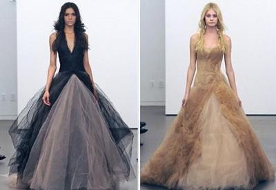 Тенденции 2013 | Свадебные платья 2014: 20 самых впечатляющих моделей