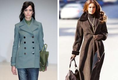 фасоны демисезонного пальто 2015