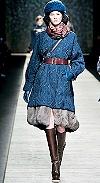 Модные тенденции осенне-зимнего сезона 2009-2010: образы