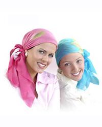 Руководство по завязыванию платка на голове: элегантность и очарование