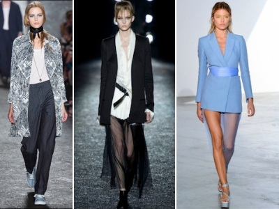 Пиджаки женские под платье