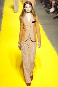 Деловые костюмы 2012: новая версия классического делового гардероба
