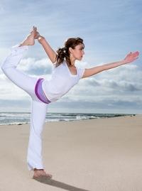 Силовая йога: уверенность и присутствие духа
