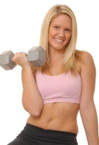 Упражнения для увеличения груди за неделю