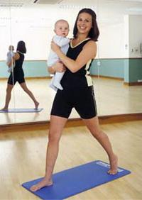Послеродовая гимнастика – быстрое восстановление женского организма