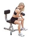 Силовые упражнения для женщин - как не превратиться в гору мышц