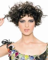 биозавивка волос на короткие волосы фото