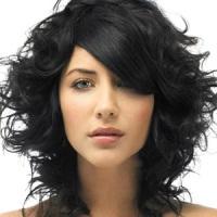 Долговременная укладка на средние волосы – прическа на весь день