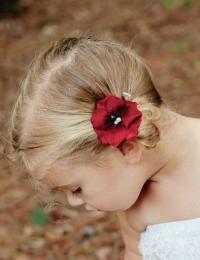 праздничные прически для коротких волос для девочек