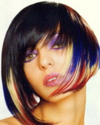 Модный цвет волос 2012: красота и здоровье прежде всего