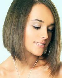 Стрижки волосы жидкие