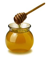 лечение волос медом