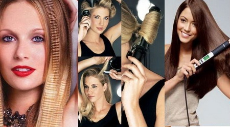 Делаем идеальные локоны на длинных волосах