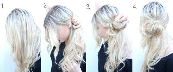 Прически с распущенными волосами для девочек в домашних условиях - Шкаф и точка