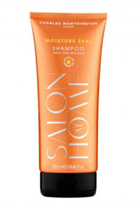 мытье волос Charles Worthington Moisture Seal