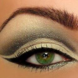 Как сделать вечерний макияж для брюнетки - Женский журнал ХОЧУ