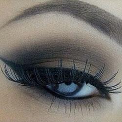 Как сделать вечерний макияж для брюнетки - Женский журнал ХОЧУ 92