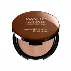 цвета бронзаторов Make Up For Ever Pro Bronze Fusion
