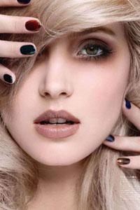 вечерний макияж своими руками