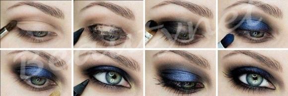 Красивый макияж 2