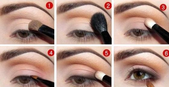 Как сделать себе свадебный макияж пошагово