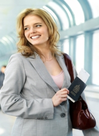 Как оставаться красивой в бизнес-поездке: маленькие секреты