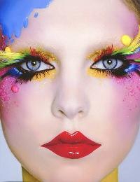 карнавальный макияж