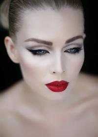 Кошачий макияж – грация хищного стиля