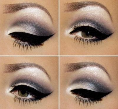 Как накрасить глаза в домашних условиях пошагово
