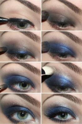 Уроки макияжа для начинающих пошагово с видео и фото в
