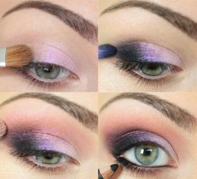 как увеличить глаза с помощью
