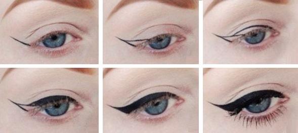 Как красиво подчеркнуть глаза – тонкости макияжа