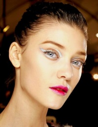 тенденции макияжа 2014