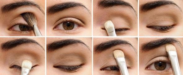 Как правильно краситься. макияж