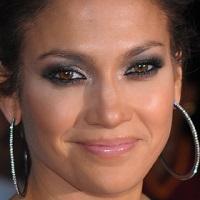 макияж от знаменитостей для карих глаз Дженнифер Лопес