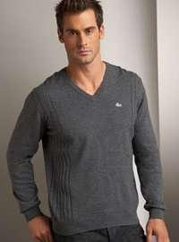 Вязаные мужские свитера описание